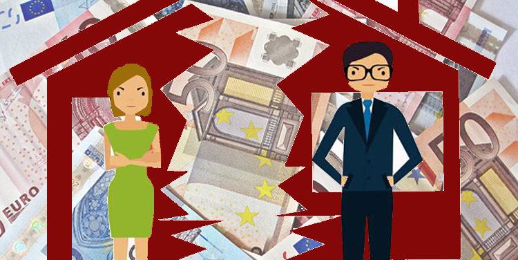 ¿Qué ocurre si uno de los prestatarios no paga la cuota de la hipoteca?