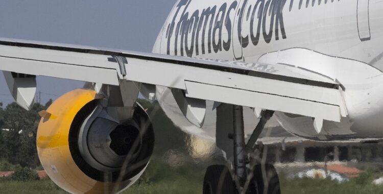 La quiebra del grupo de viajes Thomas Cook deja desamparados a 600.000 turistas por todo el mundo